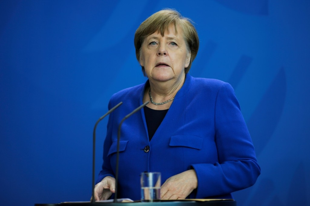 Back off, Trump. Germany wants to Make Europe Strong Again.