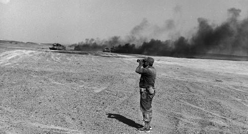 Israel's Secret Plan to Nuke the Egyptian Desert