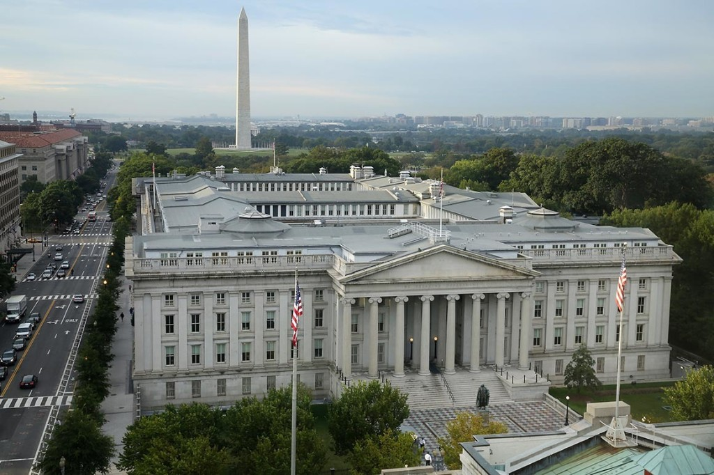 Treasury expected to get started on stimulus payments Friday