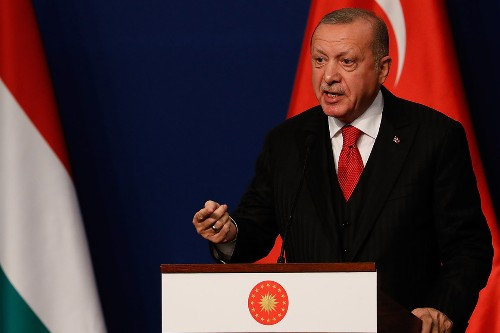 GOP senators plan to pressure Erdogan during unusual White House meeting