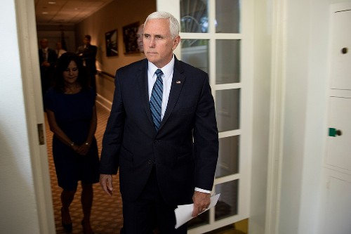 Immigration activists stew over Pence's role on immigration plan - POLITICO
