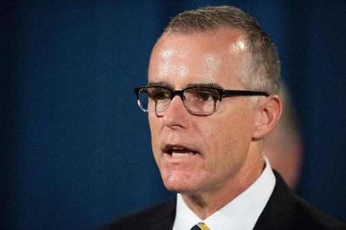 Obama's team lines up to defend Andrew McCabe in court