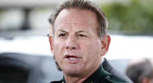 'Oh my God…It's fake': Far right falls for hoax about Broward County sheriff - POLITICO
