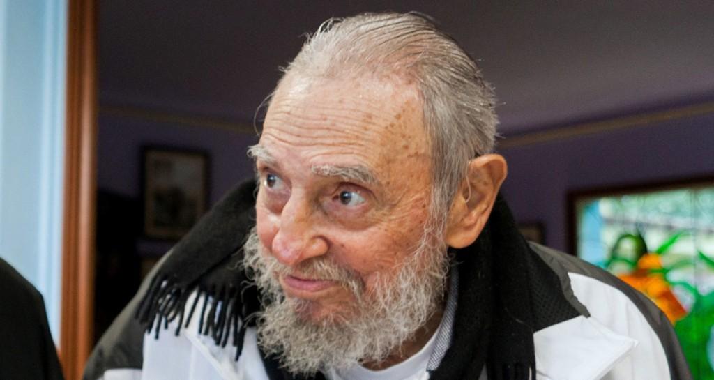 Fidel Castro lectures Obama after Cuba trip