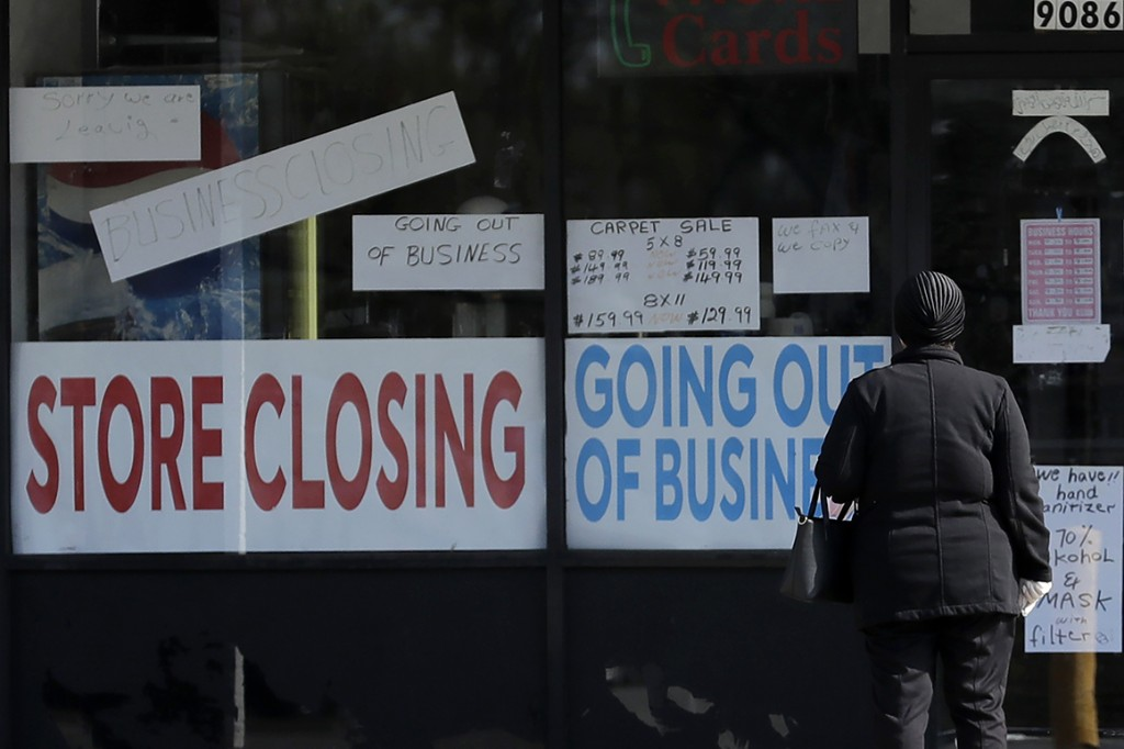 Surprise unemployment drop sparks debate over how fast the economy will rally