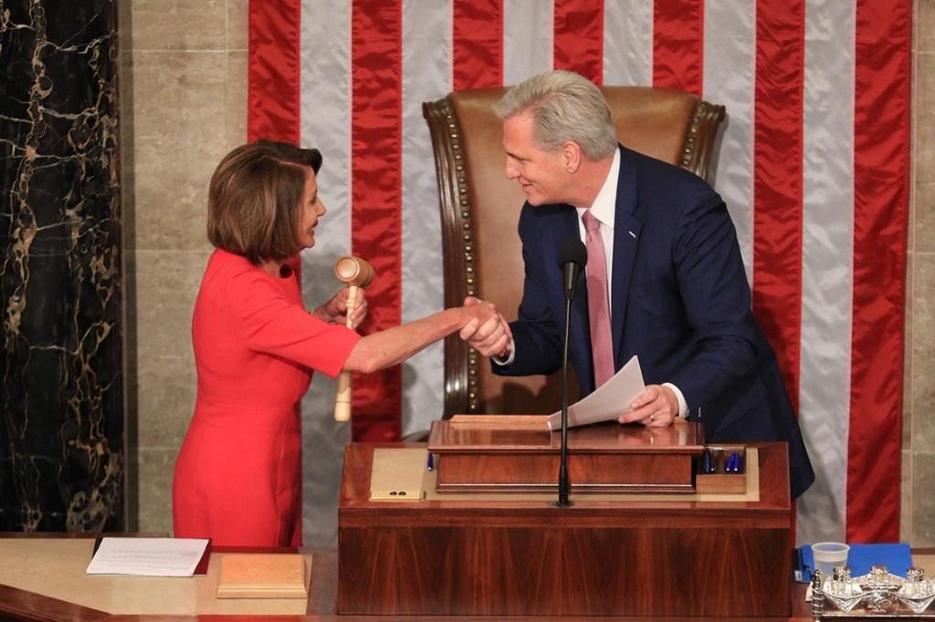 The survivor: Nancy Pelosi makes history — again