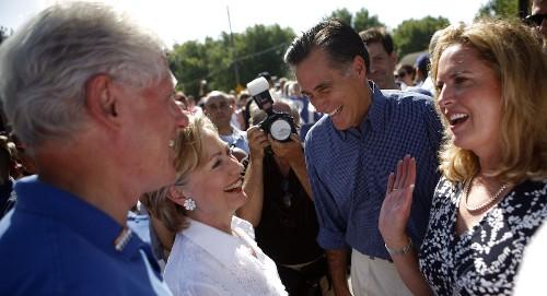 Democrats' Secret Weapon: Romney Voters