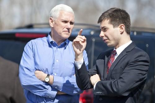 Pride vs. Pence: Gay Republicans grapple with Buttigieg breakout - POLITICO