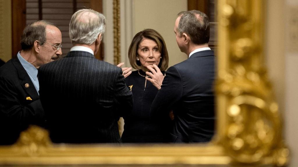 Case For Impeachment  - cover