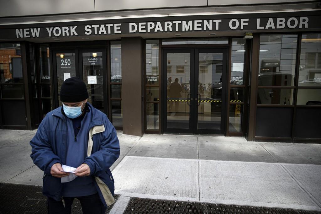 Unemployment claims reach 16 million in three weeks as coronavirus ravages economy