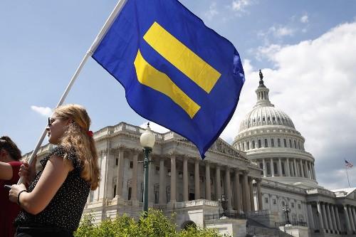 Democratic senators demand Pompeo reverse visa denials for LGBTQ diplomats' partners