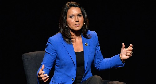 Gabbard won't disclose who's paying for secret trip to Syria