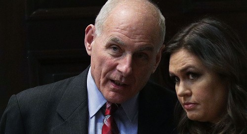 White House defends Kelly's Civil War comments, calls criticism 'disgraceful' - POLITICO