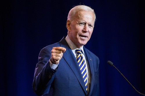 Joe Biden keeps stepping in it – and voters couldn't care less - POLITICO