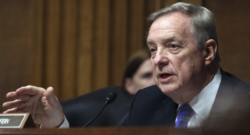 Hillary Clinton 'wrong' about Trump voters, Durbin says - POLITICO