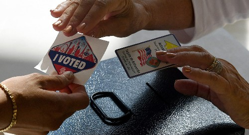 Why Republicans Can't Find the Big Voter Fraud Conspiracy