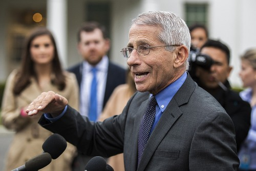 Fauci: Americans should be prepared to 'hunker down' even more