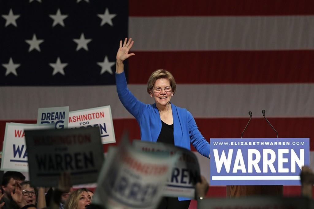 How Elizabeth Warren would legalize marijuana and fight 'Big Tobacco'