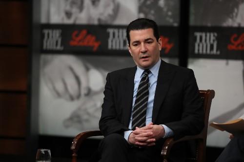 Cancer institute director named acting FDA commissioner
