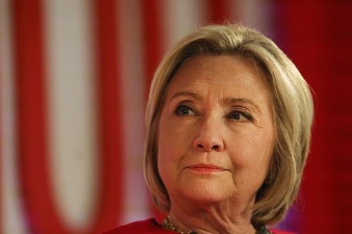 Hillary Clinton - Cover