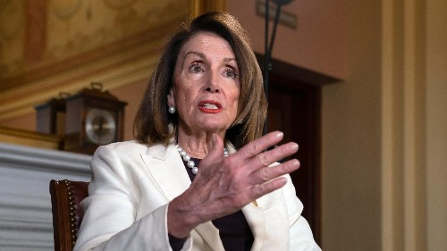 Pelosi: Barr is 'going off the rails' - POLITICO