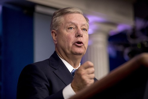 Lindsey Graham will give Judiciary chairmanship back to Chuck Grassley