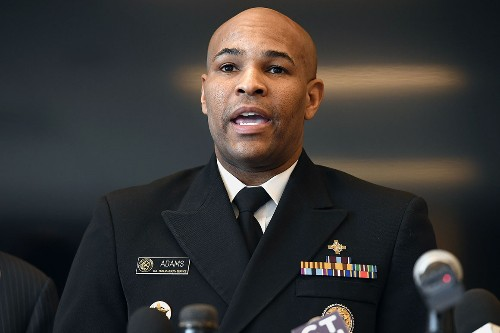Social distancing guidelines will likely be in place beyond April, surgeon general says