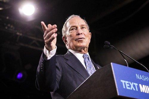 Bloomberg campaign manager: 'Mike's got to get his legs under him'