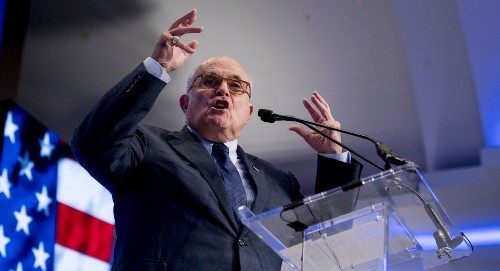 Trump attorney Giuliani resigns from private law firm