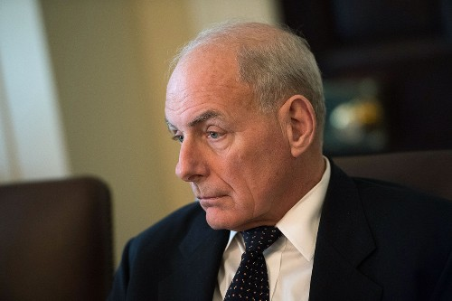 John Kelly defends Vindman: 'He did exactly what we teach them to do'