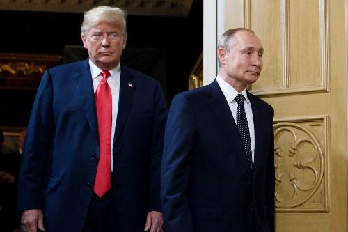 When Trump won, Putin deployed his oligarchs - POLITICO