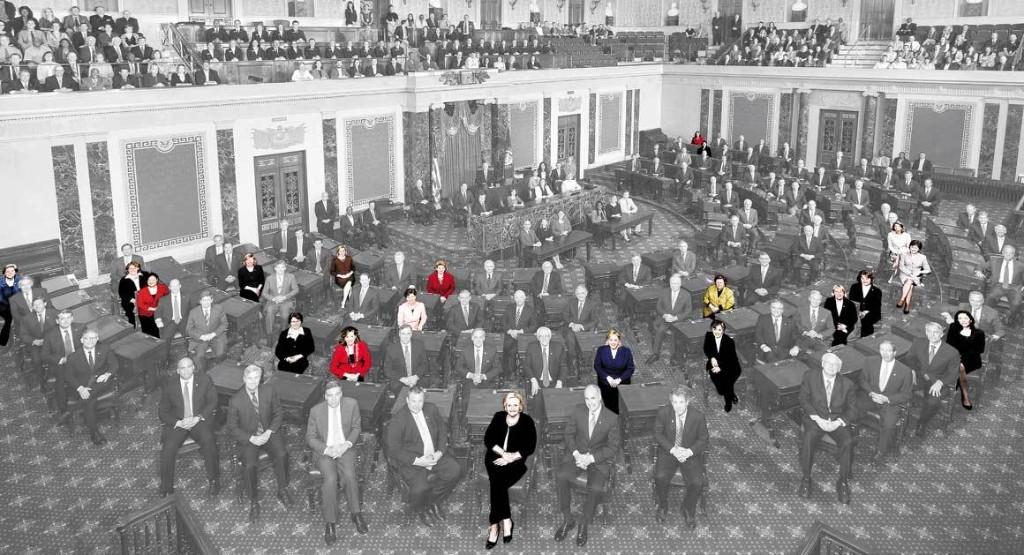 The Secret History of Women in the Senate