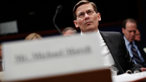 Ex-acting CIA chief: Trump is making North Korea situation worse - POLITICO