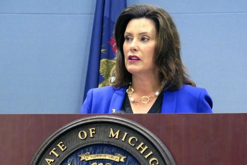 Gov. Gretchen Whitmer to deliver Democratic response to State of the Union