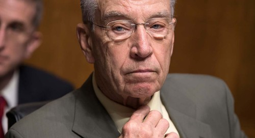 Grassley hits back at Clinton: 'The FBI's going to question her' - POLITICO