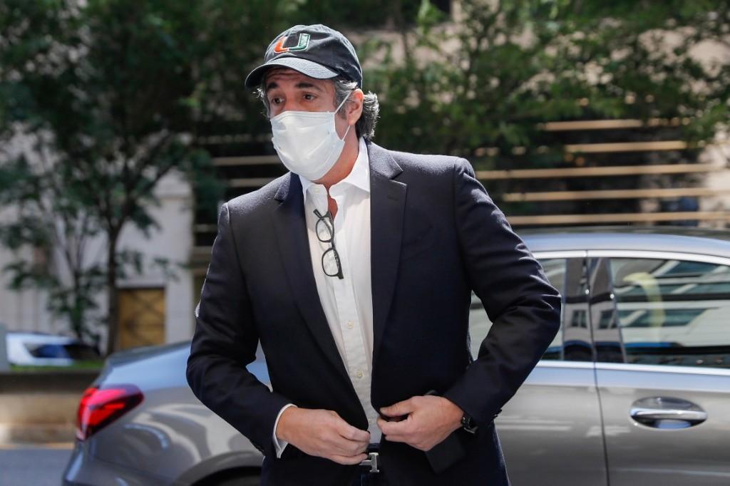 Court orders Michael Cohen's release