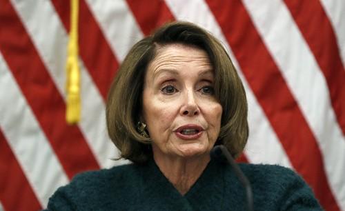 Pelosi calls for probe of possible Russian blackmail of Trump - POLITICO