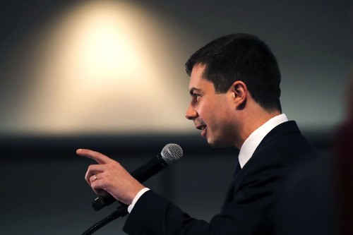 Mayor Pete: Portrait of the B.S. Artist as a Young Man