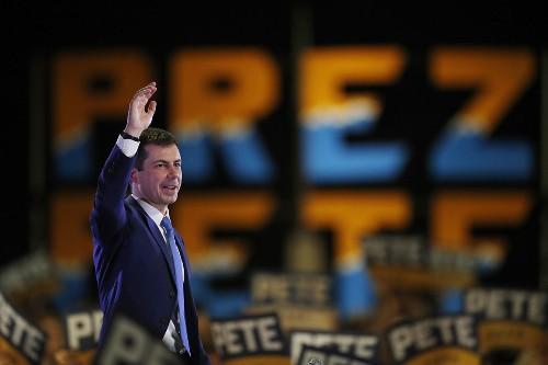Buttigieg claims inconsistencies in Nevada results