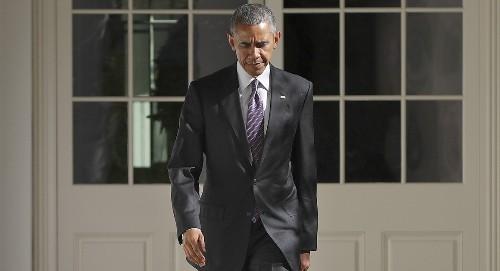 Obama suffers brutal rebuke as America votes Trump