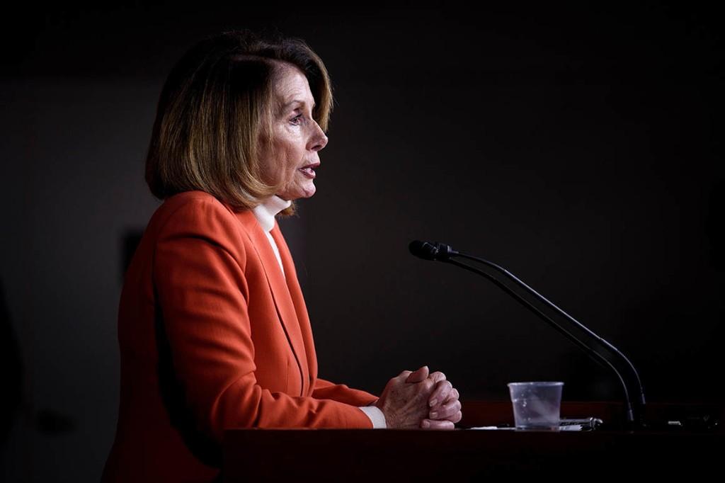 Pelosi's bid for speaker imperiled as public opposition grows