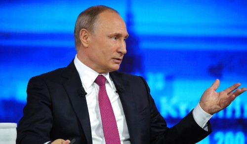 Putin: New sanctions will 'complicate' Russia-U.S. ties - POLITICO