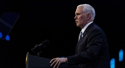 Pence to address NRA annual meeting