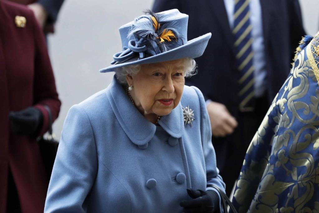 Britain's 'woke' queen