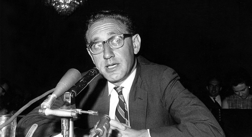 The Kissinger Diaries: What He Really Thought About Vietnam