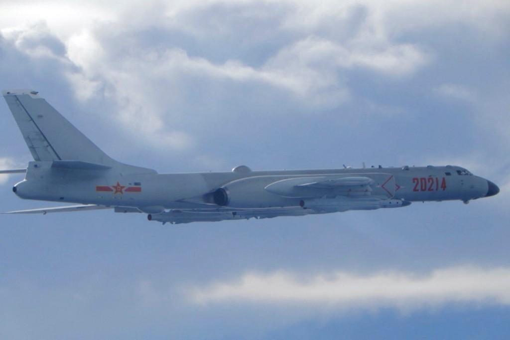 China flies 18 warplanes near Taiwan during U.S. envoy's visit