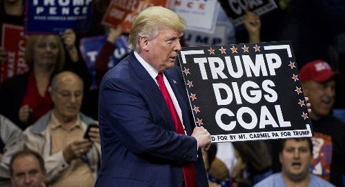 Trump's win upends climate fight