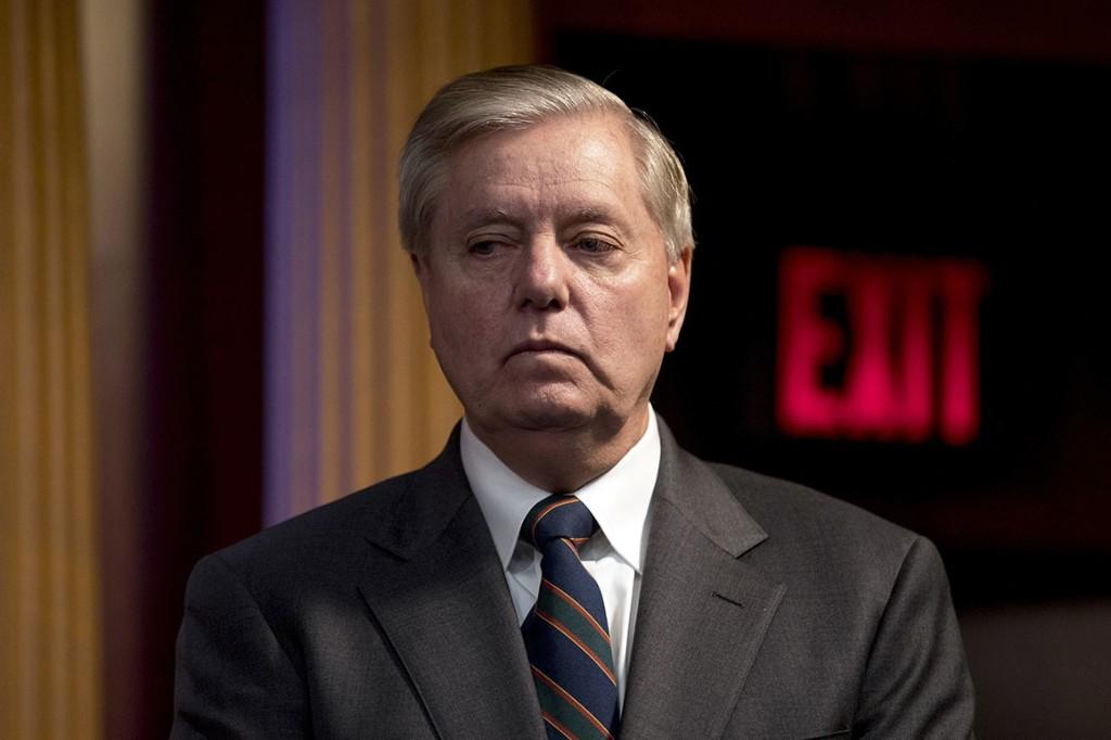 Trump attacks Lindsey Graham after SCOTUS rulings
