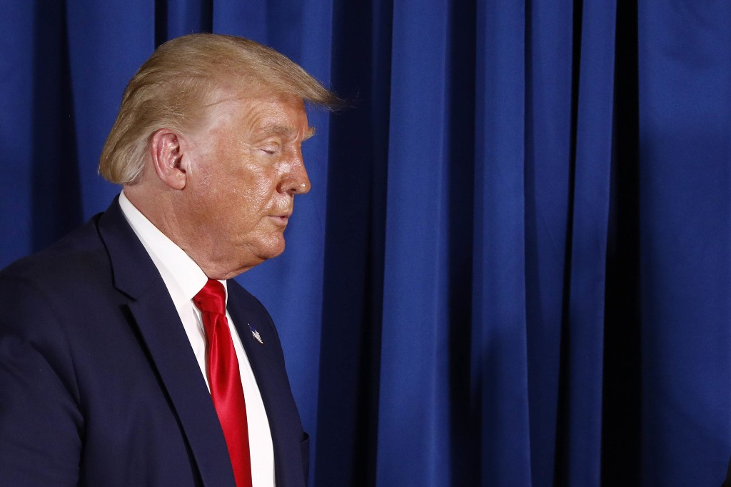 Trump campaign nears point of no return