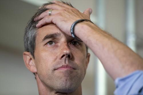 Trump blames 'Dummy Beto' for endangering deal on gun reform